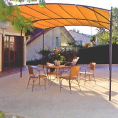 wrought iron pergolas | ... chairs, tables, benches, sun loungers Wrought iron pergolas ALPILLES