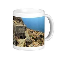 Monemvasia - Peloponnese Coffee Mugs