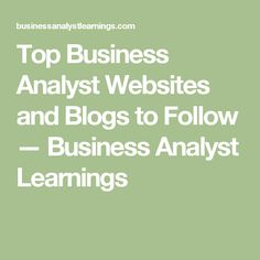 Business Analyst Job Description Image  Career And Studies