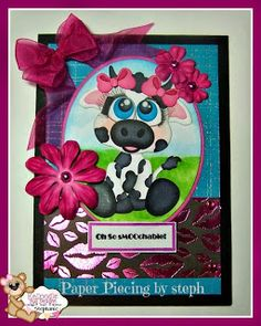 Paper Piecing by Steph: Oh so smOOchable!
