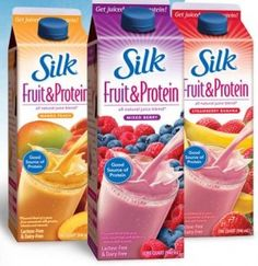 Silk Milk only $.50 at Target after Stacked Coupons this Week!