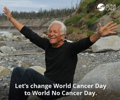 Let's change World Cancer Day to World No Cancer Day. Read about the simple . - Let's change World Cancer Day to World No Cancer Day… Read about the simple ways you can streng - World Cancer Day, International Day, Life Happens, Find A Job, Immune System, Simple Way, Bliss, Health Care, Finding Yourself