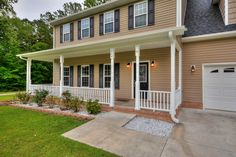 FOR SALE:  704 Cattail Ct, Jacksonville (4 Beds, 2 Baths) $214,900  Lovely 4 bedroom 2.5 bath home on over an acre. This home is located in Blue Creek Estate just minutes for the bypass to Camp Lejeune. Home features, large living room with fireplace, that leads to formal dinning room and Eat in Kitchen with lots of counter tops and cabinets, stainless steel appliances to include the refrigerator. Upstairs are 4 very spacious bedrooms and 2 bathrooms. Master bedroom features vaulted…