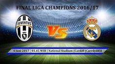 Prediksi Juventus vs Real Madrid 4 Juni 2017