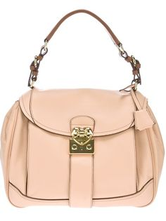 MOSCHINO heart clasp shoulder bag $1224.56 $734.73 (40% off)