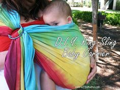 I have a confession. I gave away my Hava Ring Sling. I know, how could I give away a carrier? Well, truth is I just have so many women having babies around me that I needed to spread the babywearin...