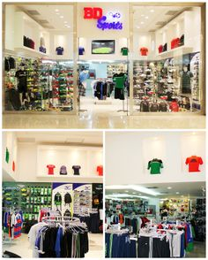 BD Sports shopping Parangaba / Fortaleza - CE