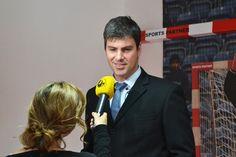 Bola Tv entrevistou Carlos Galambas (Ex. Jogador Profissional de Andebol) na Sports Partner.  Veja o vídeo desta entrevista em:  http://www.sportspartner.pt/?c=11&n=1736 #SportsPartner #entrevista #bolatv #