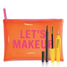 Let's Makeup Beauty Set   AVON $10 with any $40 purchase! Limit 1 per order. While supplies last. www.youravon.com/michellemulcahy