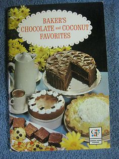 Baker's Chocolate and Coconut Favorites....had it since 1962