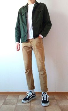 vans old skool boys guys outfit Mode Outfits, Retro Outfits, Fashion Outfits, Urban Outfits, Stylish Mens Outfits, Casual Outfits, Men Casual, Mode Masculine, Urbane Mode
