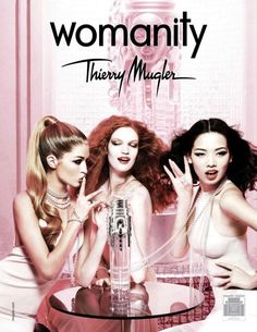 Womanity, Thierry Mugler ,
