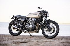 Honda CB 750 Supersport 1975 - Haywire Cycles