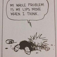 Calvin and Hobbes Calvin And Hobbes Quotes, Calvin And Hobbes Comics, Funny Quotes, Funny Memes, Hilarious, Funny Cartoons, Classic Cartoons, I Love To Laugh, E Cards