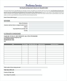 Typical Simple Sales Purchase Invoice  Blank Invoice Template Pdf