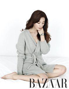 Kim Hee Ae - Harper's Bazaar Magazine October Issue Korean Actresses, Actors & Actresses, Nana Afterschool, Lee Bo Young, Bridal Mask, Joo Won, Girl Korea, Yoo Ah In, Moon Chae Won