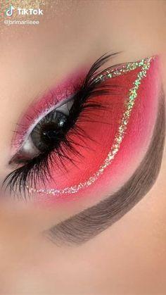 Makeup Eye Looks, Eye Makeup Steps, Eyeshadow Looks, Eyeshadow Makeup, Eyeliner, Creative Eye Makeup, Diy Makeup, Makeup Inspo, Makeup Art
