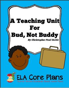 "<p><span style=""font-size: 16px"">This is a teaching unit for the novel <em>Bud, Not Buddy </em>by Christopher Paul Curtis.  It includes more than forty pages, and is complete with lesson plans, tests,  and writing assignments.  Make sure you print our <a href=""http://www.sandtpublications.citymax.com/budnotbuddylessonplans.html"">free lessons</a> for this book.  </span></p>"