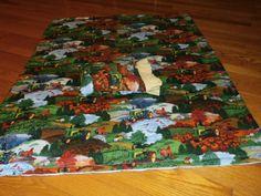 John Deere Green Baby Boy Quilt Blanket & by YesterdaysDesigns