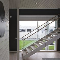 Grado: Kaita Stairs, Windows, Home Decor, Ideas, Degree Of A Polynomial, Stairway, Decoration Home, Room Decor, Staircases