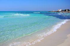 Es Trenc, Mallorca Adddoro! Que hermosa creación <3