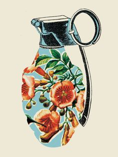 Poster / Grenade — Designspiration