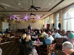 Palm Beach Business Associates holiday gift exchange and special breakfast to end 2014