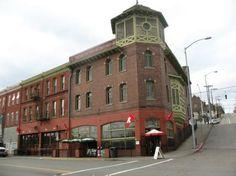 Historic Downtown Tacoma   The Swiss Restaurant & Pub