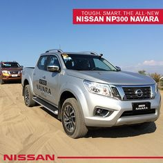 THE ALL-NEW NISSAN NP300 NAVARA: TOUGH & SMART #NissanCDO #NP300Navara