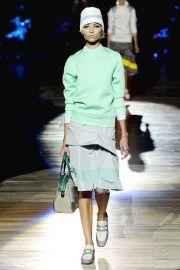 Marc Jacobs Green Sweatshirt