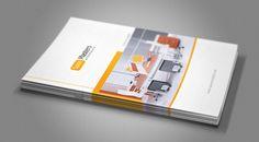 Space Masters - Brochure by Ali Naguib, via Behance