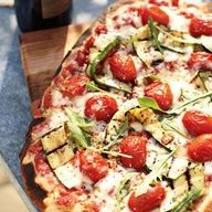 Focaccia #Pizza with...
