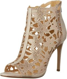 Jessica Simpson Women's Gessina Ankle Bootie