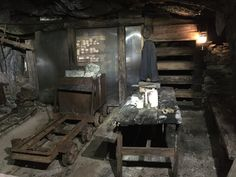 Long Tunnel Mine Walhalla Gold Miners, Cribs, Books, Cots, Libros, Bassinet, Gold Diggers, Book, Baby Crib
