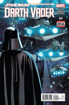 Vader has a new mission to do for the Empire.