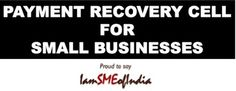 Payment Recovery Centre IamSMEofIndia brings to you a solution for 'Long Delays and Stuck PaymentsTo help our members recover their lost/stuck payments, inform them about various safeguards, show them various legal measures, make them aware of latest laws and show them simple roadmap that they can follow and recover long-heldup and stuck payments, we have set up a Special Payment Recovery Cell for MSMEs at IamSMEofIndia.