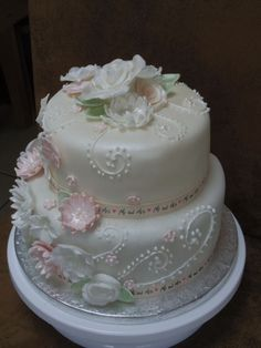 My new wedding cake creation