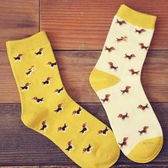 Foot cutie sox animal socks Sausage dog dachshund hush pup puppy Puppies pet retail wholesale zoo look like sukat Hotest Sock Animals, Cute Animals, Lady Stockings, Cute Beagles, Pet Dogs, Pets, Beagle Puppy, Cat People, Patterned Socks
