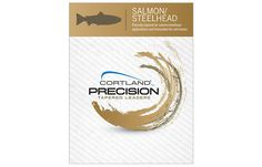 Cortland PRECISION LEADERS & TIPPETS Precision Salmon/Steelhead Leaders – 9 ft.