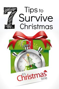 See if you can tackle your to-do lists with my 7 tips on how to survive Christmas. These help me enjoy the holiday season so much more.