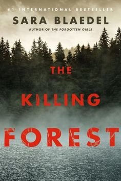 The Killing Forest (Louise Rick series) by Sara Blaedel Book Club Books, Book Nerd, Book Lists, The Book, Reading Lists, I Love Books, Great Books, Books To Read, My Books