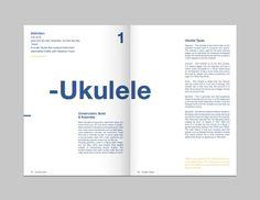 Matt Jones. Design Blog in Brochures