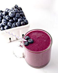 Blueberry Citrus Smoothie