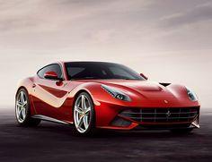 Ferrari F12 Berlinetta. Mere speed is not enough.