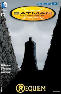 Batman Incorporated #9 #Batman #BatmanIncorporated #New52 #DC