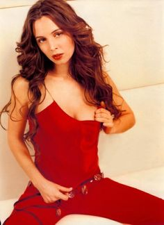 Zorah Nyx Krum PB Eliza Dushku #lady #in #red