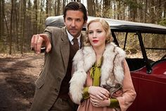 Serena (2014)During the Great Depression, George Pemberton (Bradley Cooper) and his wife Serena (Jennifer Lawrence) manage to forge a thriving timber business together. Unfortunately, their good luck ends when Serena learns she cannot have children, and that George has an illegitimate son. Available July 9 #refinery29 http://www.refinery29.com/2015/06/89551/netflix-july-new-releases#slide-27
