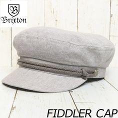 BRIXTON ブリクストン FIDDLER CAP ハンチング マリンキャップ 00004 | BRAND,BRIXTON | LUG Lowrs