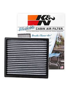 K&N VF2000 Cabin Air Filter - http://www.caraccessoriesonlinemarket.com/kn-vf2000-cabin-air-filter/  #Cabin, #Filter, #VF2000 #Filters, #Performance-Parts-Accessories