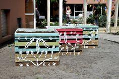 Construction de jardins surélevés dans une Ephad. Par l'ATELIER D'éco SOLIDAIRE.